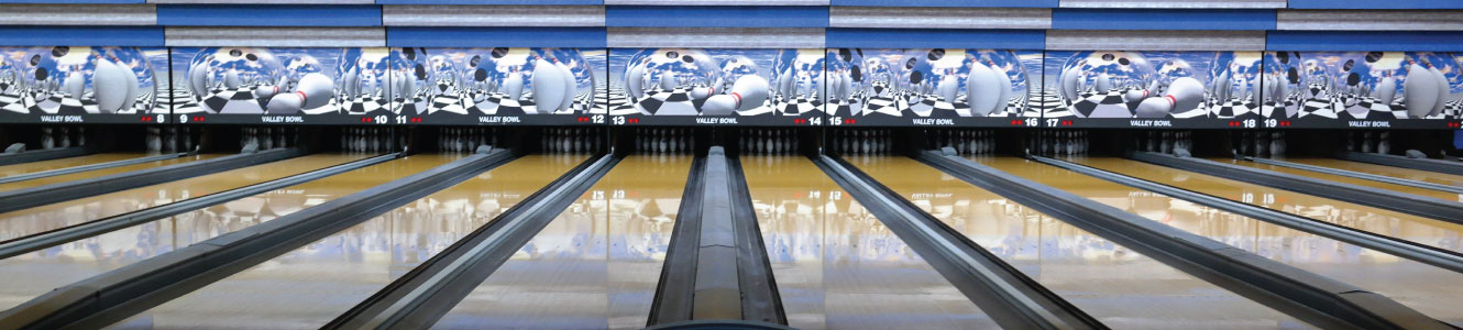 ValleyBowlBowlingAlley LanesBowl